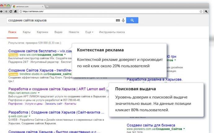 ➊Продвижение сайта, раскрутка сайтов Харьков, Киев. Заказать SEO